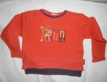 Tričko tygřík, disney,104