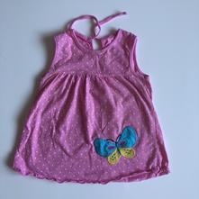 Kojenecké letní šaty, baby,74
