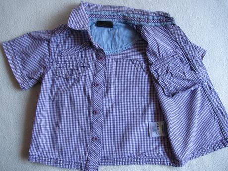 Plátěná letní košile,,,next, next,74