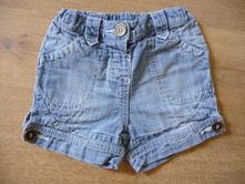 Riflové šortky, next,86