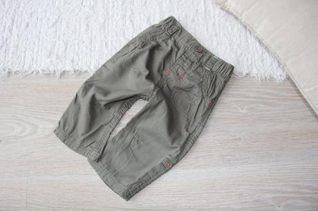 M1 khaki roll-up pláťáky, george,68