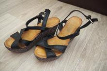 Sandálky na klínku, 36