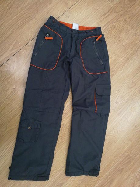 Oteplené kalhoty, success,128