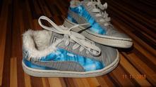 Zimní boty zn. puma, puma,27