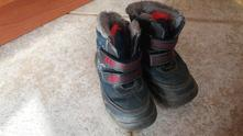 Zimní boty polobotky deichmann vel. 25, deichmann,25