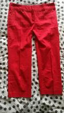 Spolecenske 3/4 kalhoty, orsay,38
