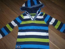 Dětské bavlněné triko s dl. rukávem vel. 104, c&a,104