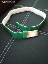 Dámský zelený pásek,