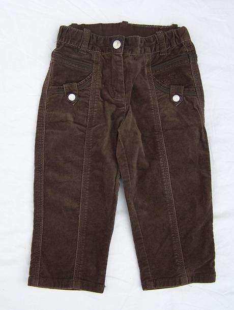 Kalhoty vel. 18m, 86