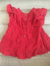 Červené šaty zara, zara,68