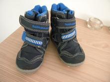 Zimní boty, baťa,22