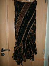 Elastická sukně, s