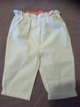 Plátěné kalhoty, next,92