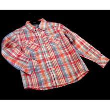Bavlněná košile, kos-0006-01, oshkosh,86 / 92 / 110