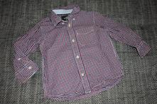 Košile hm s dlouhým rukávem, velikost 98, h&m,98