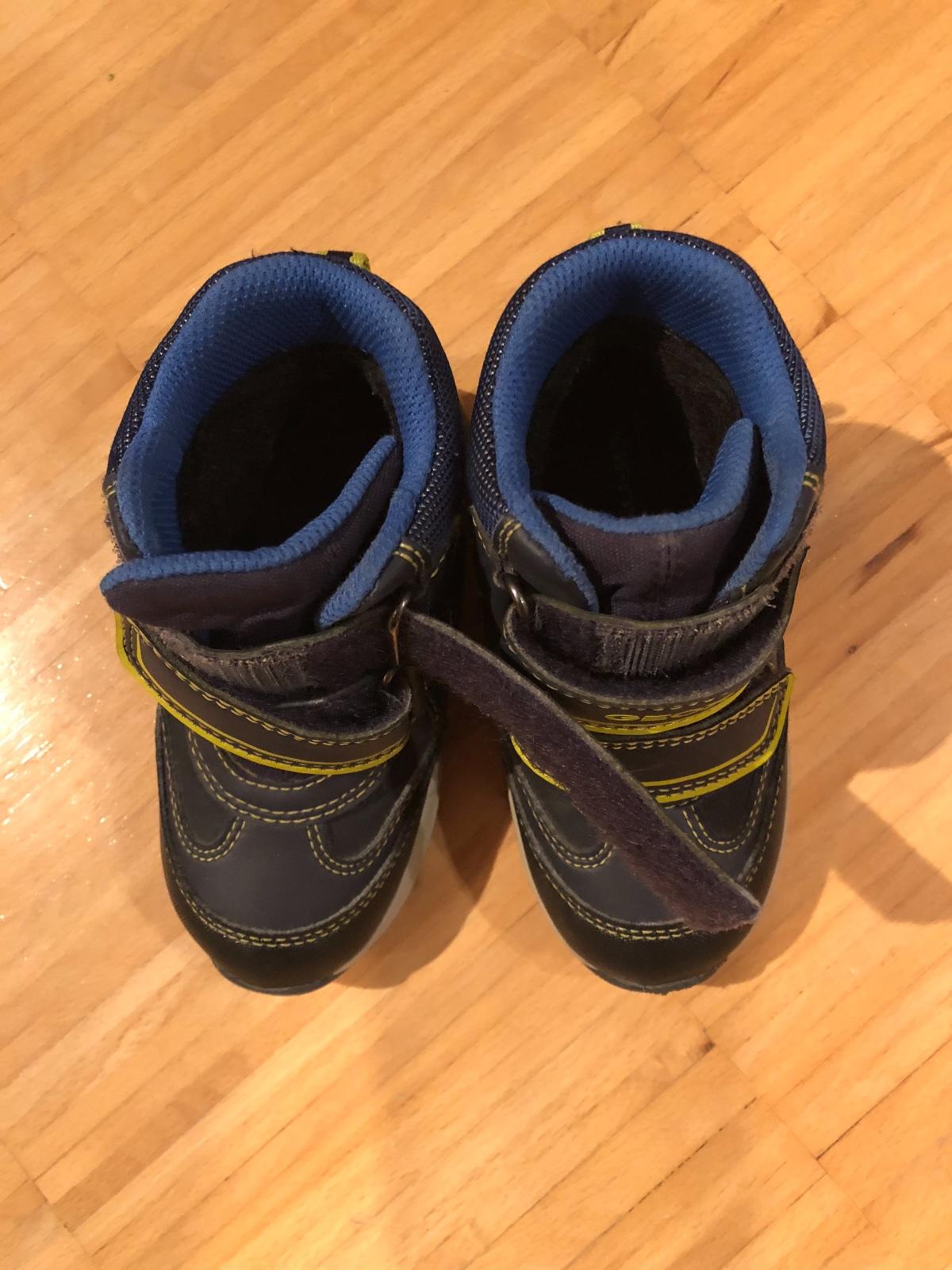 10 inzerátů • 5 hodnocení. Dětské zimní boty geox svítící ... 29530e6f3f