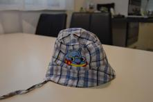Bavlněný klobouček,