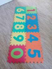 Pěnové puzzle 3 sady - 30ks,