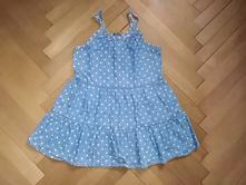 Puntikaté šaty, kiki&koko,98