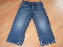 Kalhoty džíny pro kluka/holku, zn. next, vel. 98, next,98