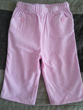 Nepodšité manžestrové kalhoty, cherokee,68