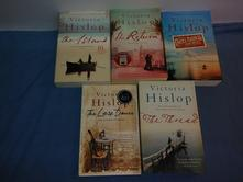Victoria hislop in english,