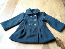 Fleesový teplý kabátik, marks & spencer,68