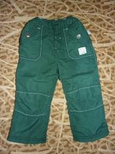 Zateplené kalhoty, baby,86