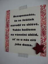vánoční motto