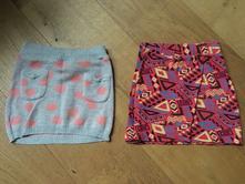 Pletená sukně 1+1, h&m,92