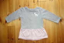 146 - dívčí šaty, lupilu,74