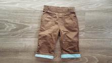 Tenké plátěné kalhoty, m&co,74