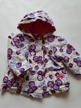 Vyteplený kabátek, ladybird,80