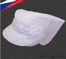 Dětská čepice, šátek, 2709_26257, rockino,74 - 128