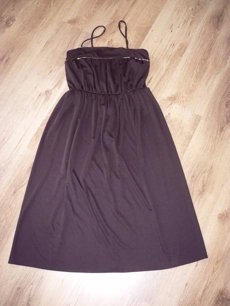 Krásné, společenské šaty zn. after six, vel. uk 14, m