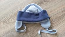 Fleecová zimní čepice, 86
