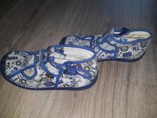 Papuče fare, vel 28, délka stélky 17 cm, fare,28