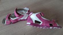 Kožené zdravotní sandále protetika vel. 32, protetika,32