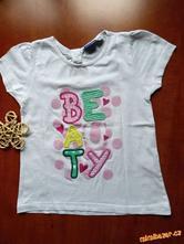 Dívčí triko, lupilu,110
