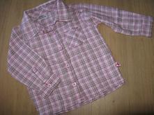 Dívčí košile s dlouhým rukávem, okay,86