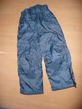 Oteplováky oteplovačky kalhoty na lyže 110/116/122, c&a,116
