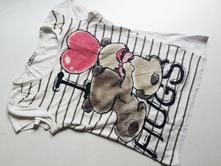 Dámské dívčí triko č.099, terranova,m