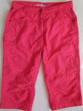 Dámské 3/4 kraťasy kapri růžové icepeak s 36, s