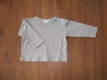Tričko s dlouhým rukávem, h&m,74