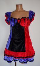Kostým šaty tanečnice, smiffys, l., l