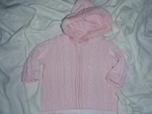 Luxusní teploučký copánkový svetr podšitý bavlnou, george,68