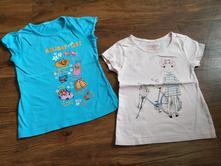 Letní bavlněné trička 86, 86