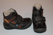 Kožené zimní botky, essi,23
