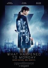 What Happened to Monday - 7 životů (r. 2017)