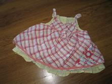 Letní šaty se spodničkou, 62